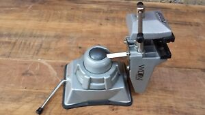 Wilton Brink Cotton Jeweler s Vise Vacuum Suction Base Works Great Panavise