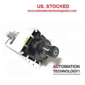 Us Ship 3 5kw 4 76hp Air cooled Spindle For Cnc Woodworking Square