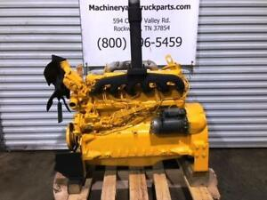 John Deere 6414d Diesel Engine 6 cyl Non turbo Naturally Aspirated Runs Perfect