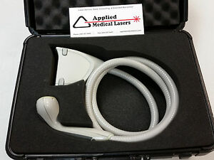 Cutera Laser Titan S Ipl Hand Piece Damaged Sold For Repair Parts as Is