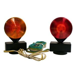 Blazer Magnetic Trailer Towing Light Set C6300 20 3949 8