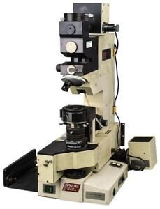 Spectra tech 0042 133 Ir plan Laboratory Infrared Inspection Microscope As is