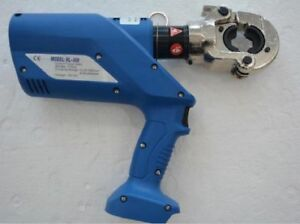 Hl 300 Electric Hydraulic Crimping Tools Charging Type Powered Wire Crimpers