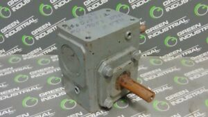 Used Browning Worm 133ulr5 A Gear Speed Reducer 5 1 Ratio