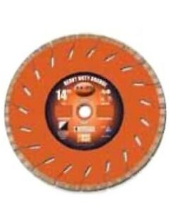 Diamond Products Core Cut 28824 16 inch By 0 125 By 20 millimeter Heavy Duty