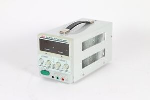 Mastech Gps 1850d Regulated Variable Dc Power Supply