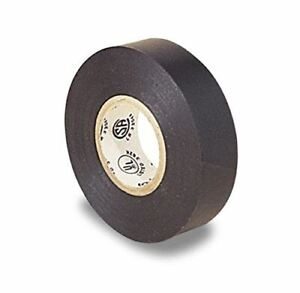 Black Pvc Electrical Tape 7 Mil 60 Foot Roll 3 4 Inch Wide Ul 10pack