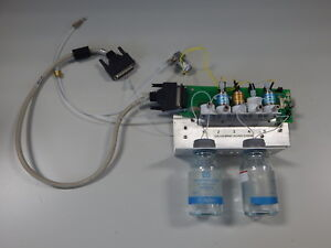 Agilent 6210 Lc ms Tof Calibrant Delivery System Assembly pn G1969 60165