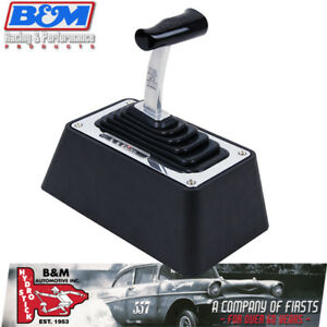 B m 80776 For Gm Ford Mopar 3 4 Speed Automatic Sport Shifter Th 350 727 700r4
