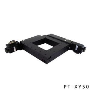 Pt xy50 Xy Motorized Microscope Stage Electric Xy Integral Combinating Platform