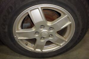 Oem Alloy Wheel 2005 Jeep Grand Cherokee 17x7 1 2 tire Not Included