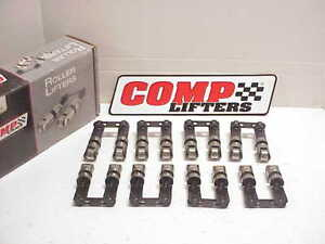 Comp Cams Cutaway 842 Solid Roller Lifters For Sb Chevy Straight Up Ll3