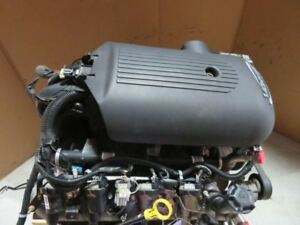 4 8 Liter Engine Motor Lr4 Gm Gmc Chevy 128k Complete Drop Out Ls Swap