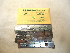 New Pack Of 20 Economy Eln 50 Renewal Links 50 Amp