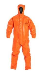 Dupont Tychem 198 T Thermopro Protective Coverall 00 Option case Of 2