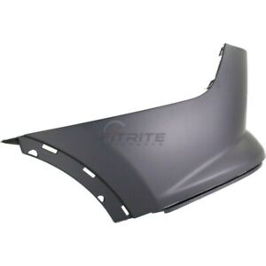 New Left Rear Bumper End For 2008 2012 Buick Enclave Gm1116101 25948033