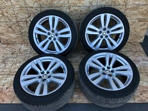 Jaguar Xj Xjl 10 15 19 Inch Rims Tires Rim Wheel Wheels Oem Set Staggered