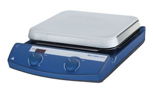 Ika C mag Hs 10 Magnetic Stirrer With Heating And Ceramic Heating Plate 3581401
