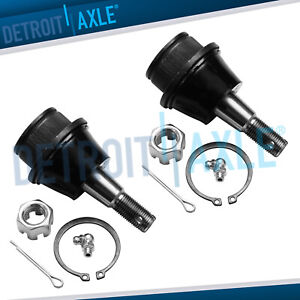 For 2002 2007 2008 2009 2010 2011 2012 Dodge Ram 1500 Front Lower Ball Joints