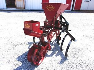 1 Row Covington Planter We Ship Cheap And Fast Ask For Freight Quote