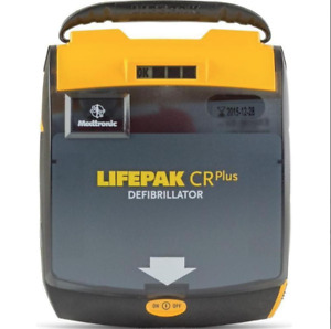 Physio control Lifepak Cr Plus Aed Biomed Recertified Excellent Condition