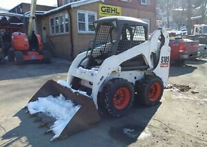 Bobcat S185 Only 990 Hours