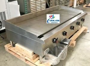 Nsf 60 Ins Gas Heavy Duty Griddle Cd mg60 Gas Griddle Flat Top new