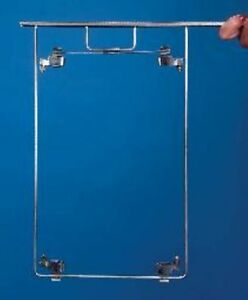 Vet Supply J0678 Jorgy Metal X ray Film Hanger 8 X 10 Vet X ray Film Bones