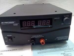 Bk Precision 1692 3 15vdc 40a Switching Digital Power Supply Digital New In Box