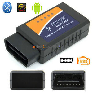 Elm327 Obdii Obd2 Wifi Car Diagnostic Wireless Scanner Tool For Ios Iphone Ipad