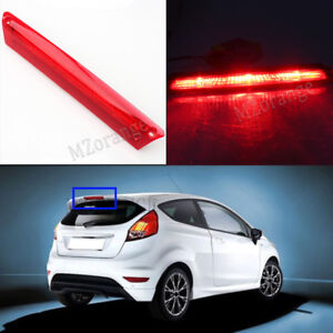 For Ford Focus Fiesta Hatchback 2012 2018 Rear High Mount 3rd Brake Light Lamp