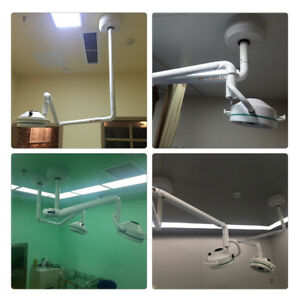 Surgical Exam Light 36w Ceiling Mount Led Shadowless Lamp Dental Equipment