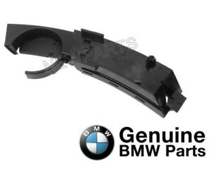 For Bmw E85 Z4 03 08 Driver Left Black Cup Holder In Dashboard Genuine