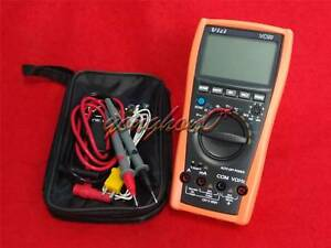 New Vici Vc99 3 6 7 Auto Range Digital Multimeter With Bag