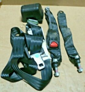 Immi 3 point Retractable Seat Belt Kit Military Issue Truck Bus Semi