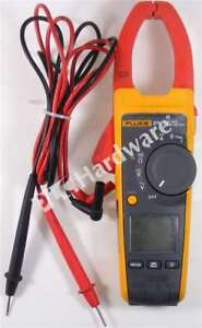 Fluke 374 True Rms Ac dc Clamp Meter With Leads