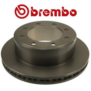 Rear Left Or Right 326mm Vented Coated Brake Disc Rotor Brembo For Ford E series