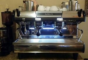 Nuova Simonelli Aurelia Ii Semi automatic 2 Group Commercial Espresso Machine
