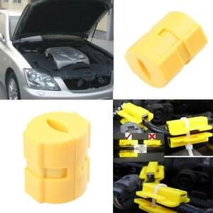 1pc Universal Magnetic Gas Fuel Power Saver For Car Vehicle Reduce Emission Pro