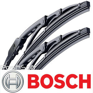 Bosch Direct Connect Wiper Blades Size 20 18 front Left And Right set Of 2