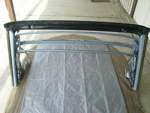 1961 1962 61 62 Buick Electra 225 olds cadillac gm Convertable Rack Pont chevy