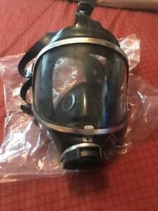 Dr ger Drager Panorama Nova Scba Full Face Gas Mask Respirator R52972