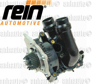 Rein Water Pump With Thermostat Vw 2 0 Tfsi A3 A5 A6 Q5 A4 Beetle Cc Gti Jetta