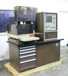 1 5 Y 6 5 X Hansvedt Ds 2 Wire type Edm Serviced By don Of Hansvedt Edm Se