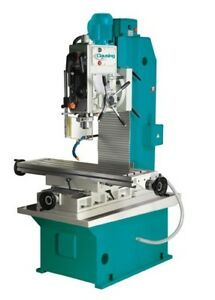 2hp Spdl Clausing Bf35rs Drill Press