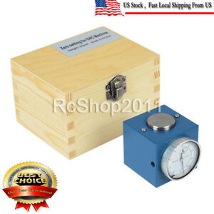 Magnetic Z Axis Tool Dial Zero Pre Setter 0004 Gage Offset Cnc Metric Range Us