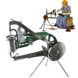 Industrial Manual Shoe Making Sewing Machine Shoes Leather Repair Stiching Ups