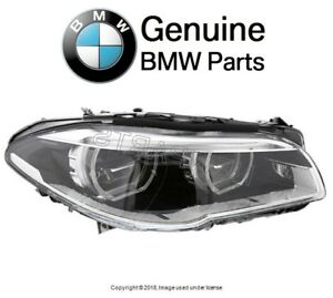 For Bmw F10 5 series Lci Passenger Right Headlight Assembly Led Adaptive Genuine