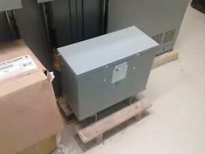 Transformer 15 kva Acme T3793671s 208v Primary 480v Sec 3ph
