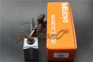 New Mitutoyo 7010s 10 Magnetic Stands For Dial Test Indicators